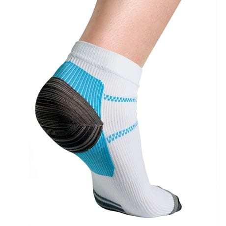 Thermoskin® Unisex Mini Crew Compression Socks