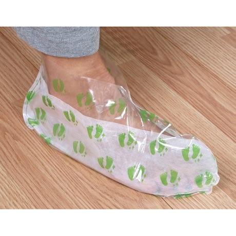 Exfoliating foot mask инструкция purederm