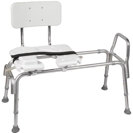 Sliding Transfer Bench