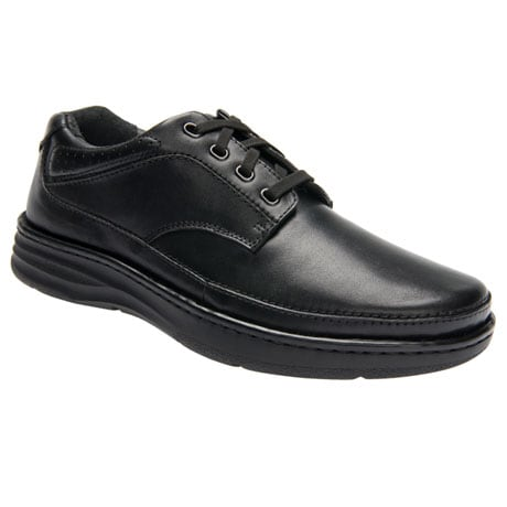 Drew® Toledo Casual Lace-Up for Men - Black