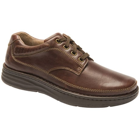 Drew® Toledo Casual Lace-Up for Men - Brandy
