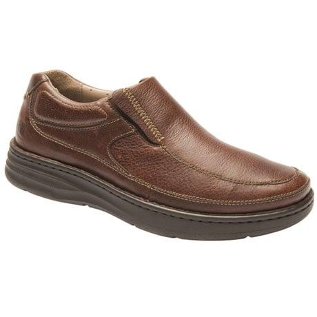 Drew® Bexley Slip-On Loafer - Brown