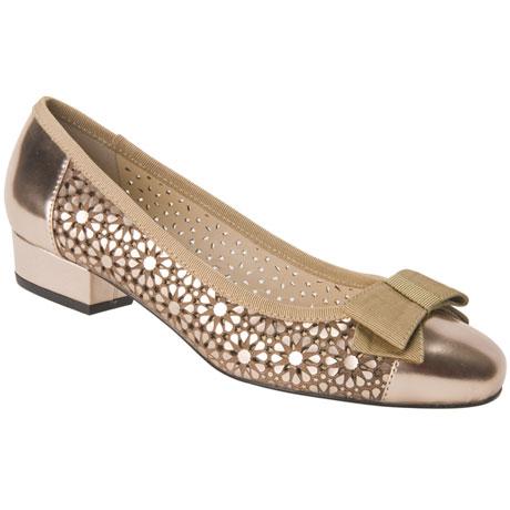 Ros Hommerson® Trisha Slip-On - Bronze