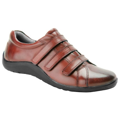 Ros Hommerson® Natasha Comfort Shoe - Antique Wine