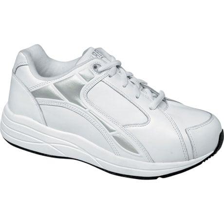 Drew® Motion Women's Walking Shoes - White