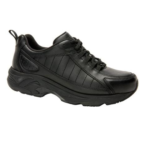 Drew® Fusion Women's Walking Shoes - Black