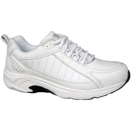 Drew® Fusion Women's Walking Shoes - White