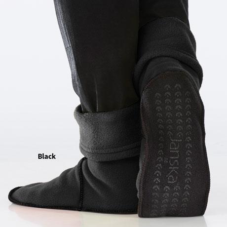 Janska® MocSocks® Unisex Non-Skid Sole Slipper Socks