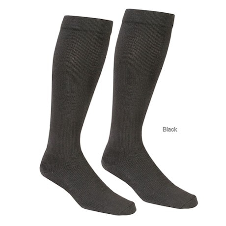 Support Plus™ Coolmax Moderate Compression Knee High Socks  - Unisex