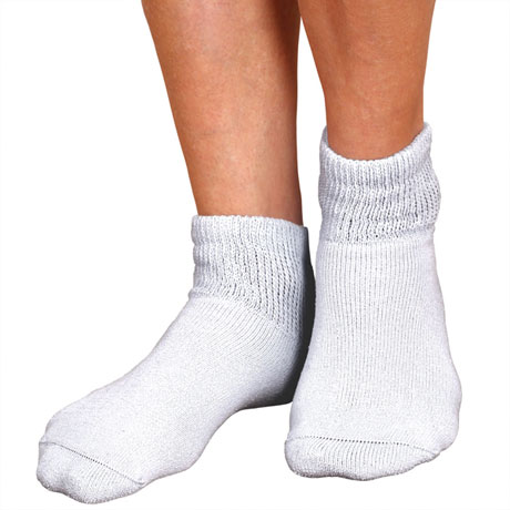 Women's Quarter Crew Socks - 3 Pack