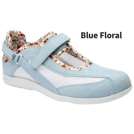 Drew® Joy Floral Strap Shoes