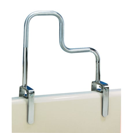 Tri Grip Bathtub Rail