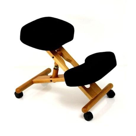 Classic Wooden Kneeling Chair