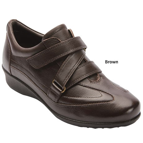 Drew® Cairo Leather Strap Shoes