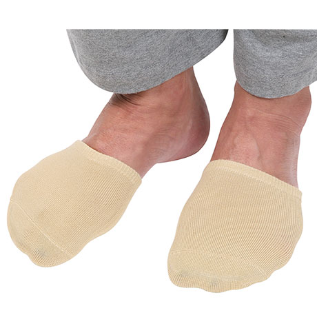 Gel Lined Toe Covers, pair