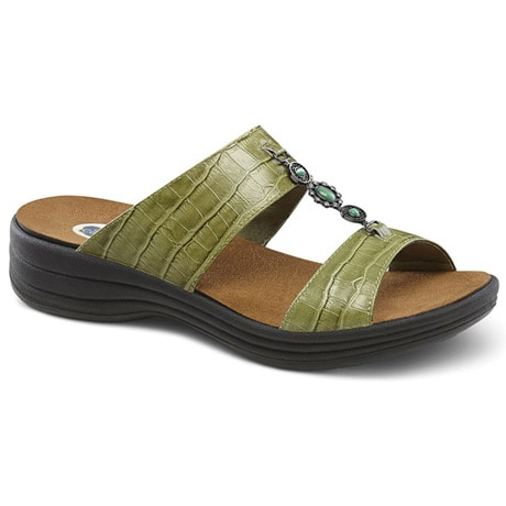 Dr. Comfort® Sharon Slide-On Sandals