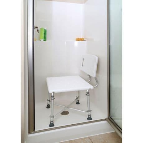 Deep Seat Shower Chair