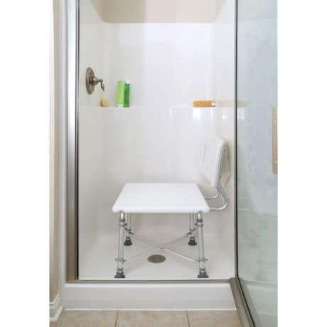 Deep Seat Shower Chair