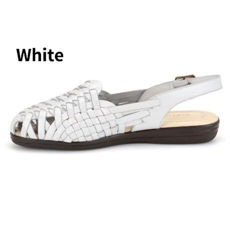 Soft Spots® Tobago Closed Toe Huarache