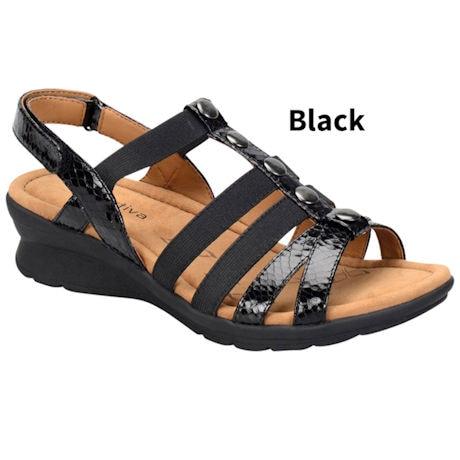 Soft Spots® Kalista Wedge Sandals