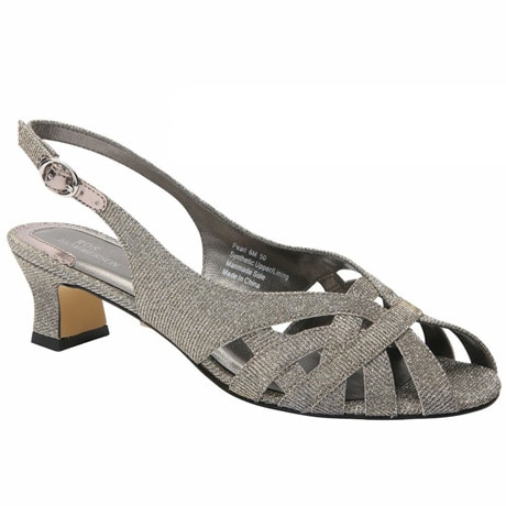 Ros Hommerson® Pearl Heeled Sandal