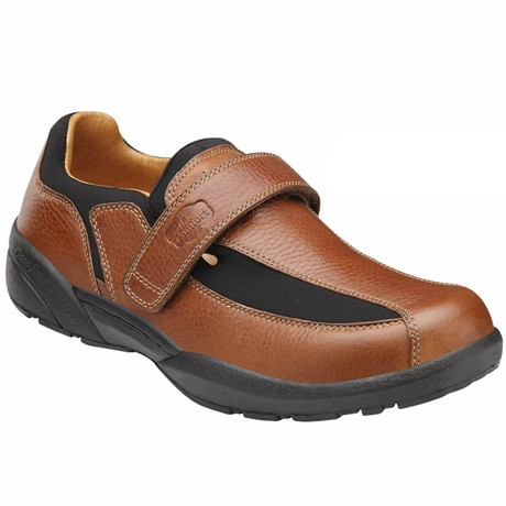 Dr Comfort® Men's Douglas Stretch Casual Shoes