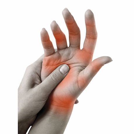 LED Arthritis Hand Pain Reliever