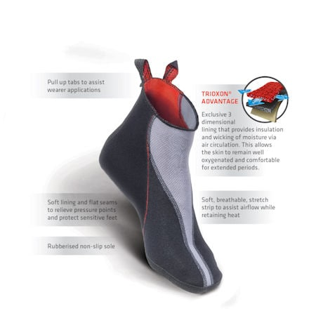 Thermoskin® Walk-On Slippers