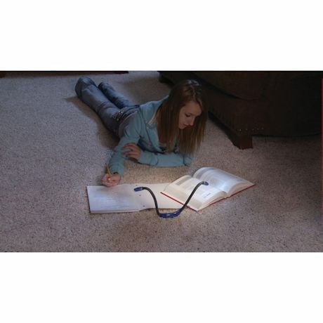 Huglight Flexible Hands Free Book Light
