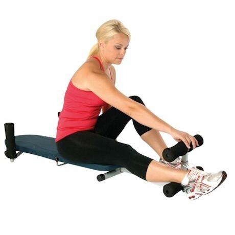 Inline Back Stretch Bench