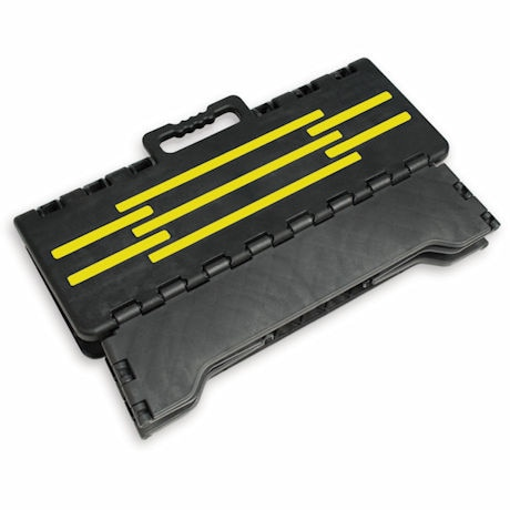 Portable Riser Step - Yellow