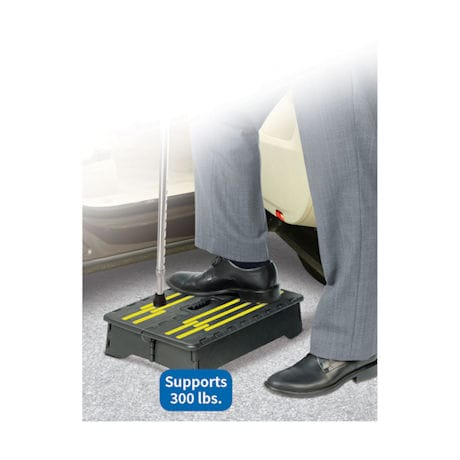 Portable Riser Step - Yellow