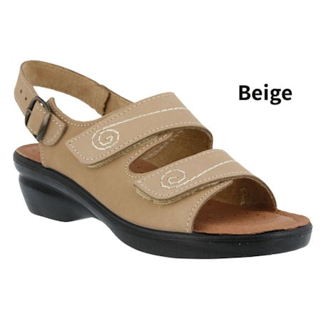 Spring Step® Belamar Adjustable Sandal
