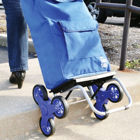 dbest products Stair-Climbing Trolley Dolly™