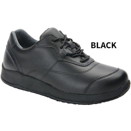 Drew®Basil Slip Resistant Lace up Sneaker