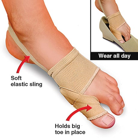 Elastic Bunion Sling 5 Reviews 4 4 Stars Support