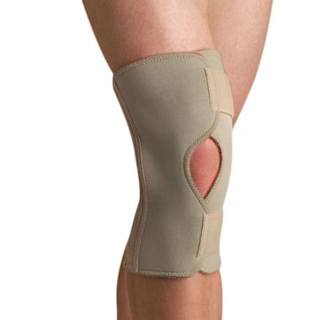 Thermoskin Open Knee Wrap