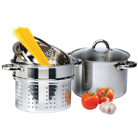 8 Quart Pasta Pot Set