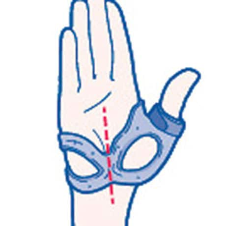 Jobst Thumb Splint
