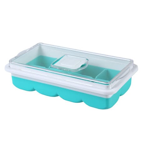 No-Spill Extra Large Ice Cube Tray