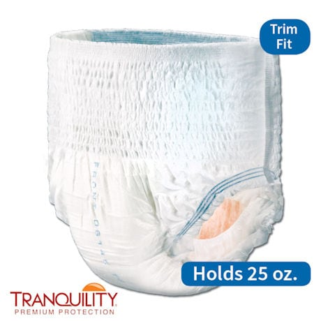 Tranquility® All Day Protection Disposable Pull-On Briefs
