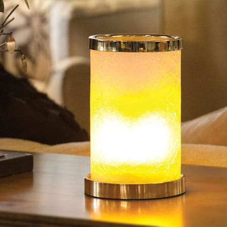 Indoor/ Outdoor Gas Lamp Look Lantern