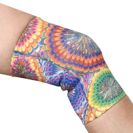 Printed Knee Support
