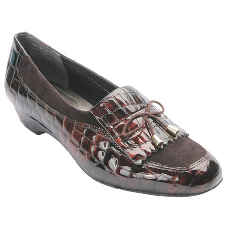 Ros Hommerson® Teresa Heeled Loafers