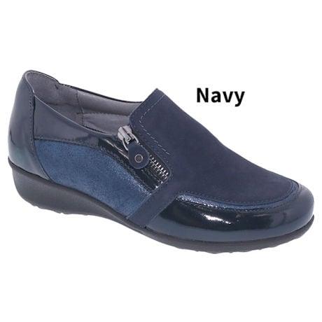 Drew® Padua Zip Loafers