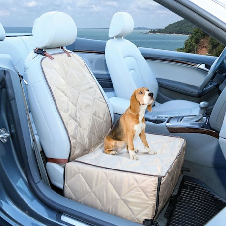 Bucket Seat Cover Dog Car Seat