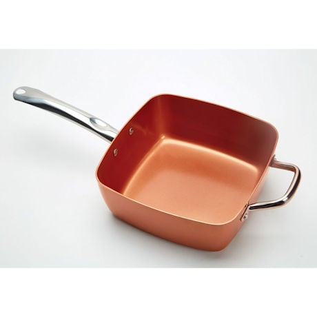 Copper Chef 5 pc. Set Square