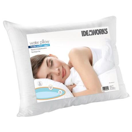Adjustable Comfort Water Pillow