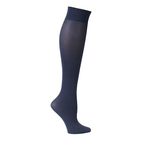 Diamond Mild Compression Regular Calf Socks