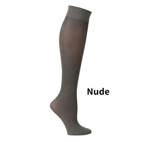 Diamond Mild Compression Regular Calf Socks